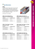 Tyco Epkj Heat Shrink Non Resin Jointing Systems